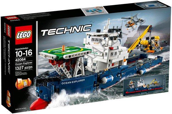 Eklockinet On Twitter Statek Badawczy Lego Technic Dla Malucha