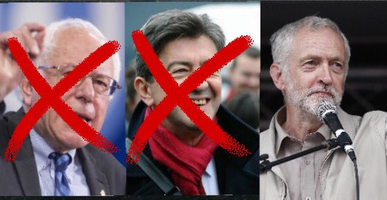 Three strikes....#wereout #JC4PM #OurRevolution #JLM2017 #Labour #legislatives2017 #feelthebern #GE2017 #Corbyn #Mèlenchon #Sanders #polls<br>http://pic.twitter.com/lK12Z3f80K