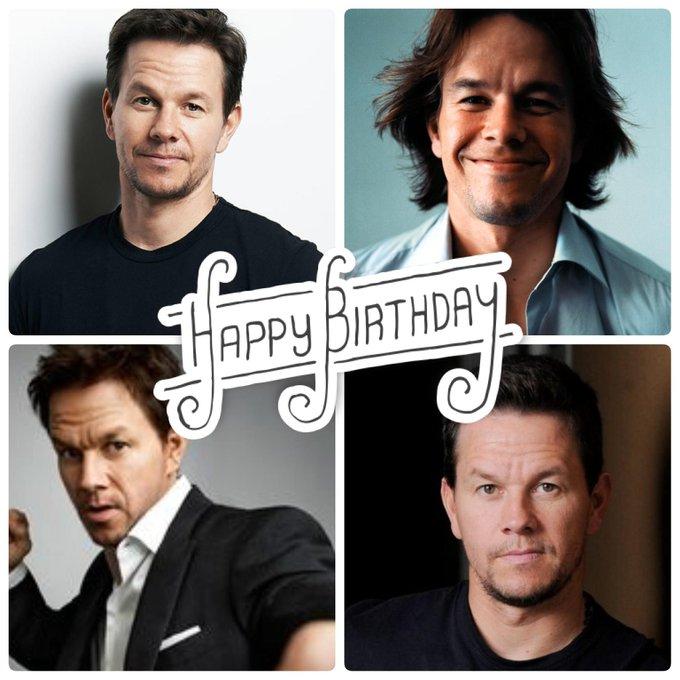 Happy Birthday to Mark Wahlberg! Help us celebrate him today!