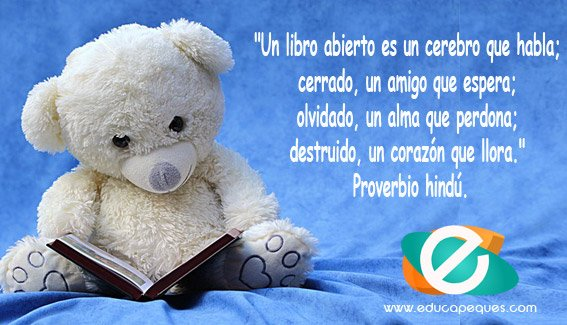 Educapeques On Twitter Frases Célebres Sobre Libros