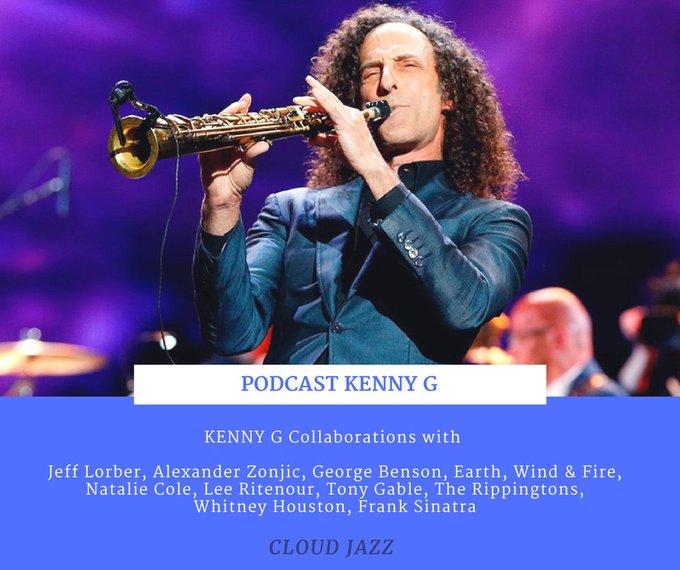 Happy Birthday Kenny G!! Celebramos el cumpleaños del saxofonista Kenny G.  Podcast: