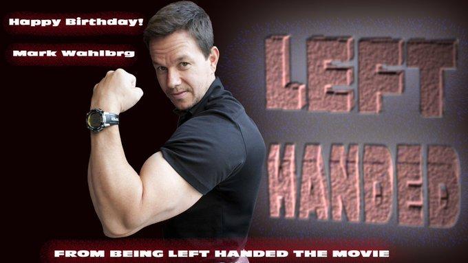 Happy Birthday, Lefty...Mark Wahlberg!
