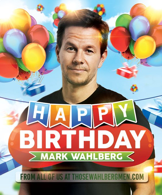 Please join us in wishing Mr. a VERY Happy Birthday today! 46 never looked so good!