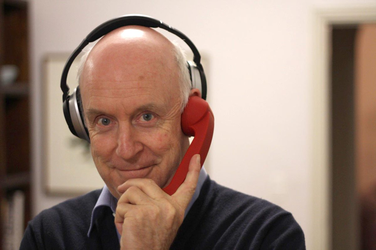 Celebrate the life of John Clarke at Melbourne Town Hall on Sunday 2 July. https://t.co/W6yFKa4Y4w https://t.co/dcPK3zbbgZ