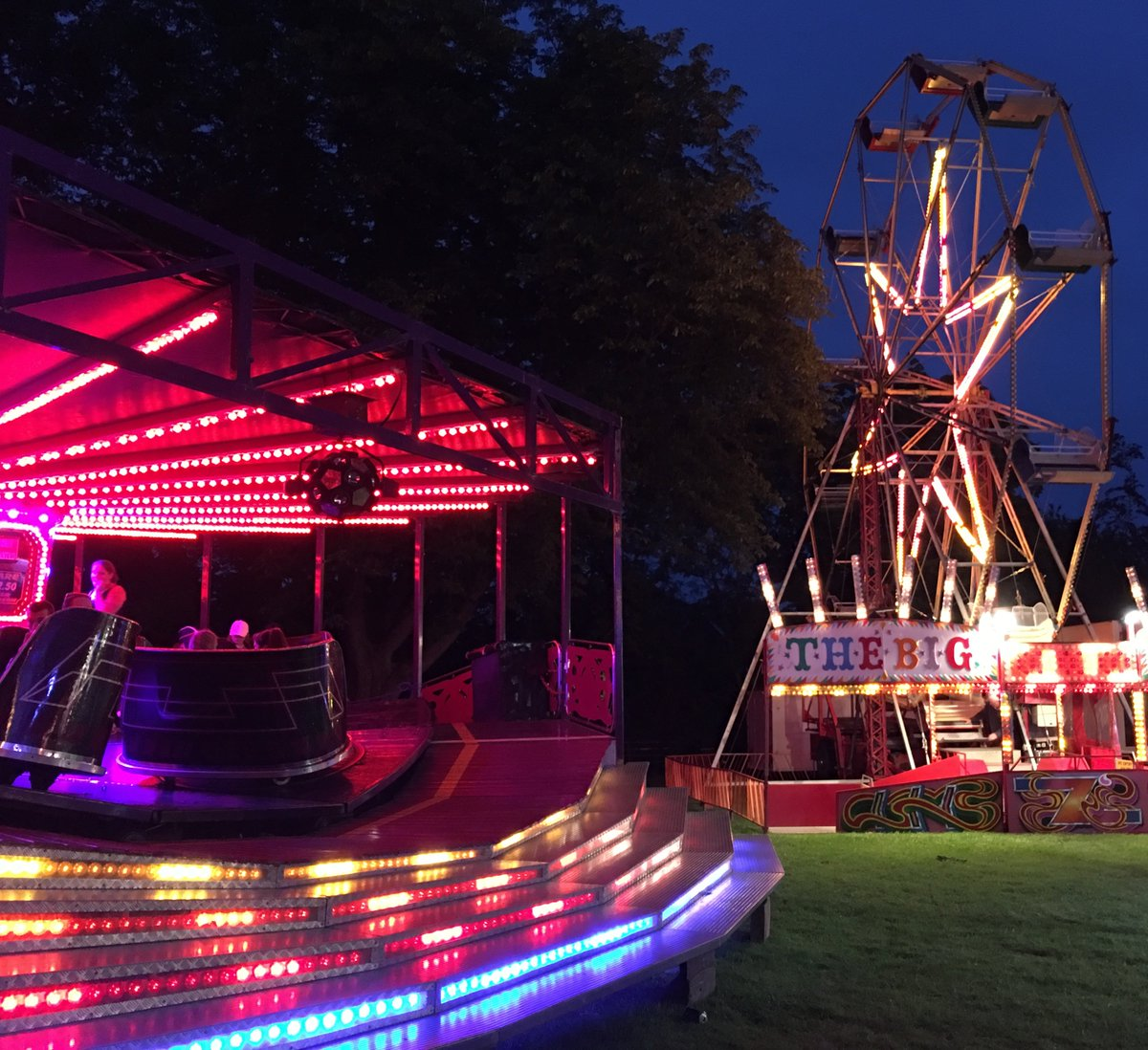 My Tenterden on Twitter  Opening on Thursday Tenterden Family Fun Fair - Traditional Fairground //t.co/gRxEMynMRi Thurs-Sun Tenterden Recreation ... & My Tenterden on Twitter: