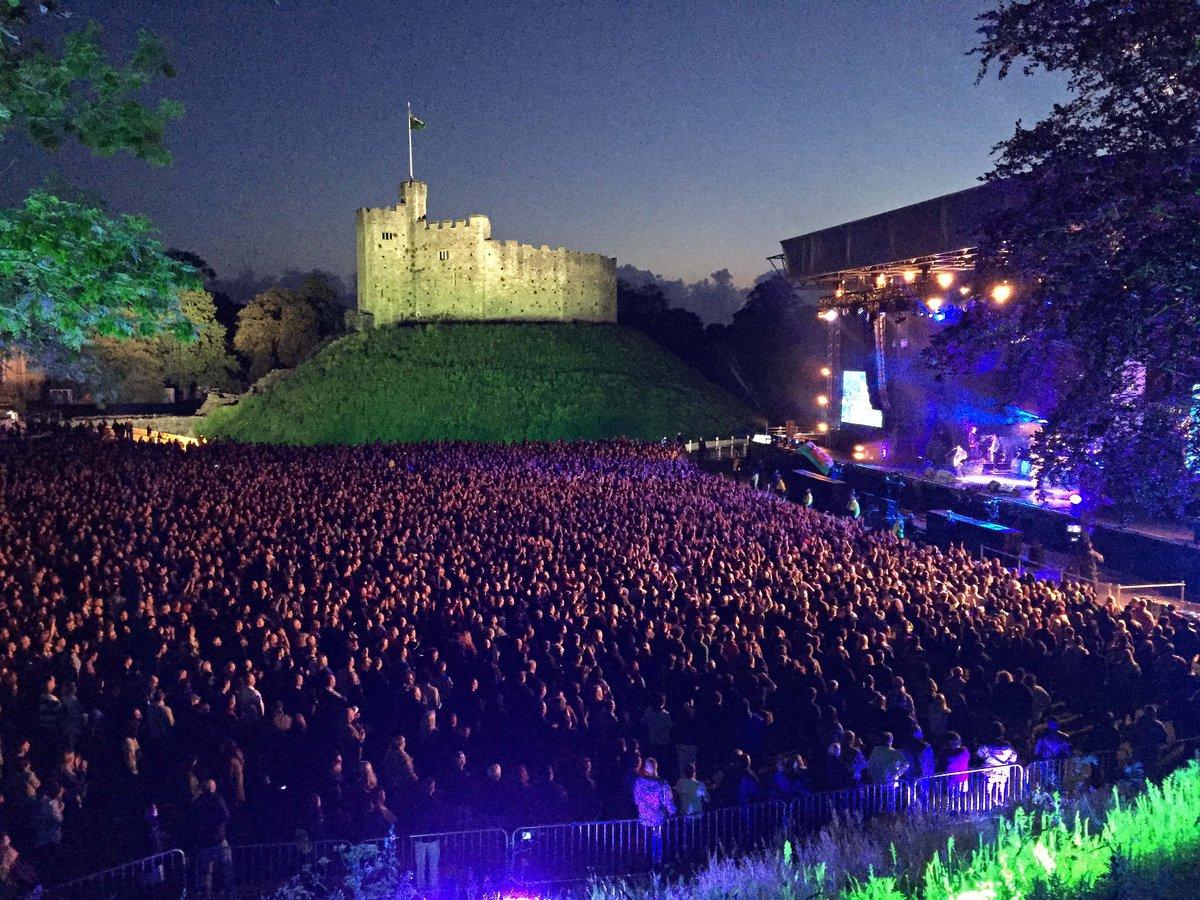 40508ec43b7e Cardiff Castle on Twitter: