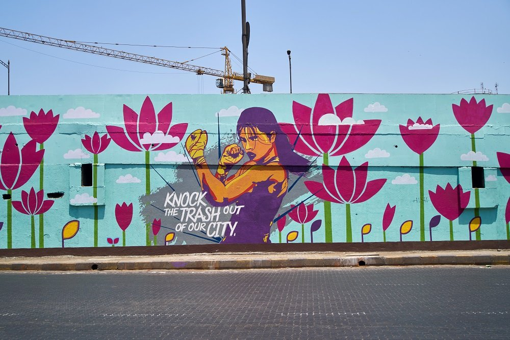 Here's how social change is coming to India, one #streetart at a time: https://t.co/CsDG7R9Ceg @viacom18
