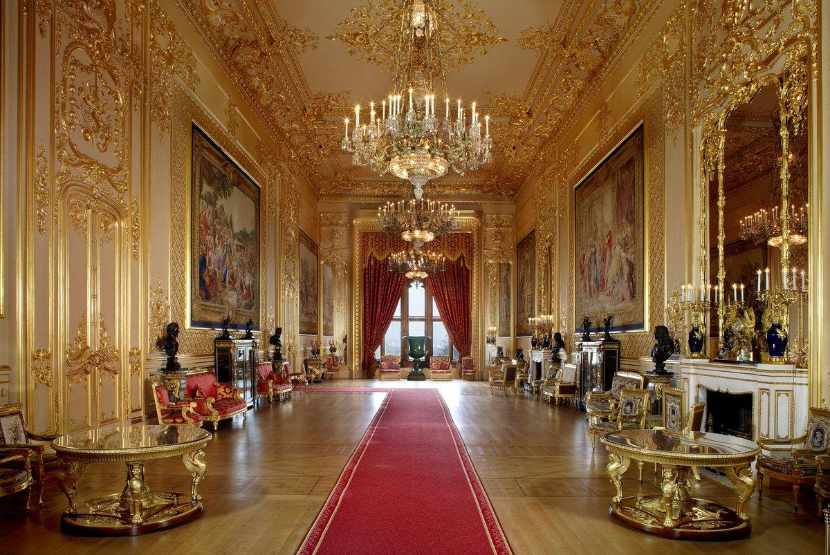 inside buckingham palace virtual tour - 1010×568