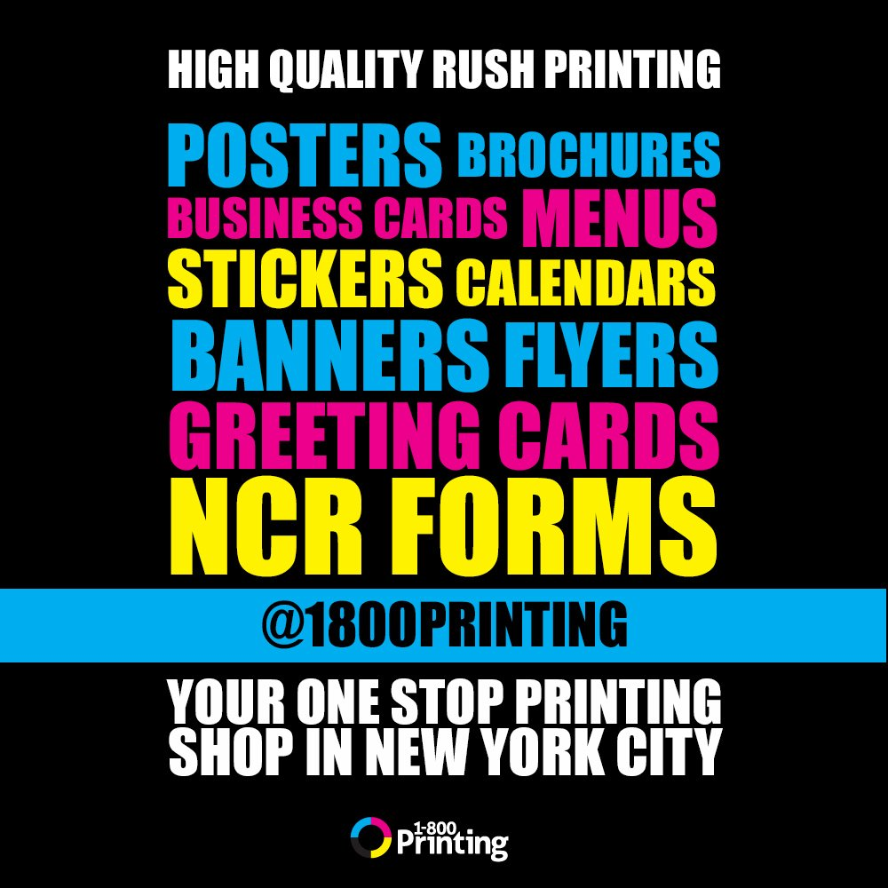 1800printing on twitter 1800printing is your one stop shop for all 1800printing is your one stop shop for all your printing needs we print everything from flyers brochures stickers and even vehicle wrapspicitter reheart Images