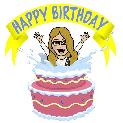 Happy Birthday have a great day