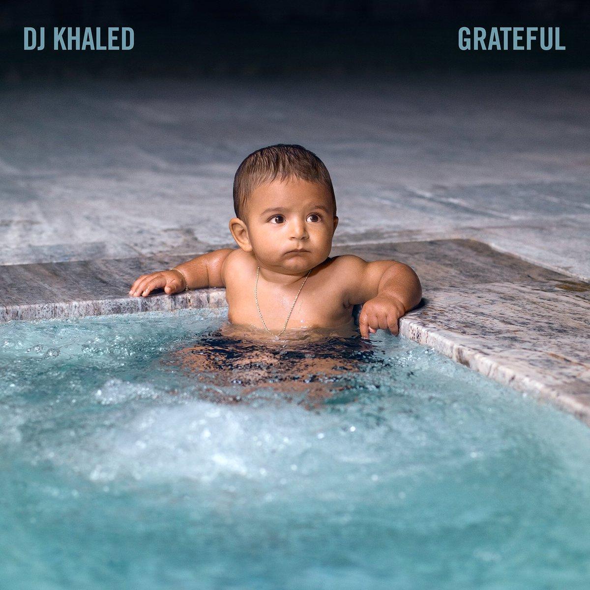 #GRATEFUL OFFICIAL ALBUM COVER