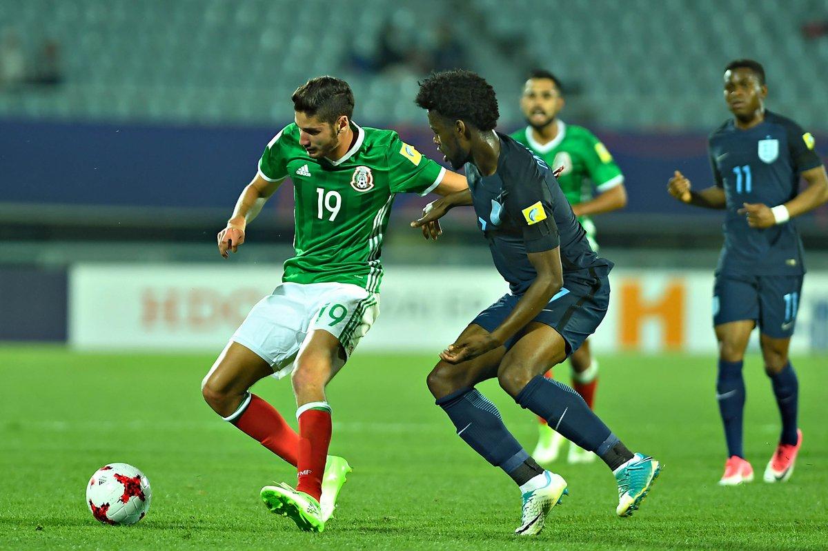 Solanke guía a Inglaterra a las semifinales del Mundial Sub20