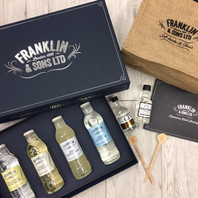 Brilliant G&T hamper up for grabs from @FranklinAndSons! RT & follow to enter #experienceworthsharing #WorldGinDay https://t.co/yHuAglYC93