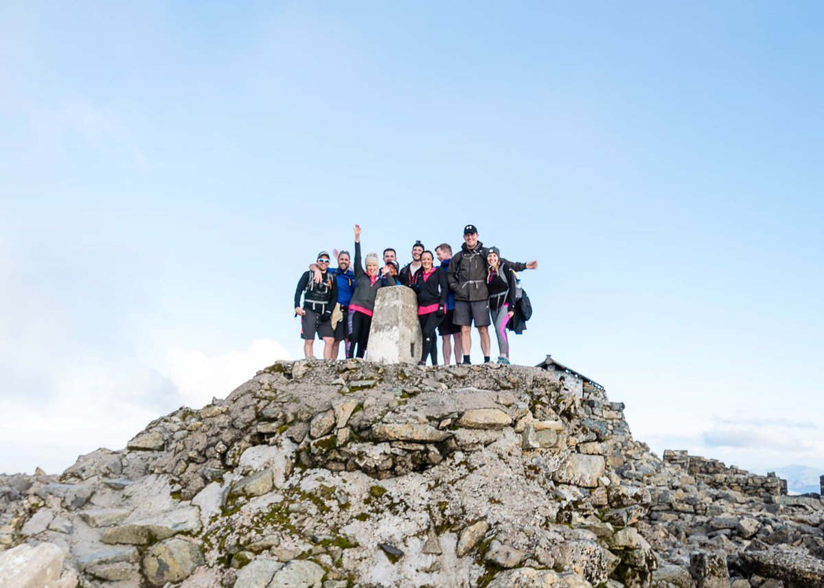 Well done to the team from Bradfords and @Celotex for completing the 3 peaks and raising £2000 for charity! @barnardos & @macmillancancer https://t.co/fldQsGxvXX