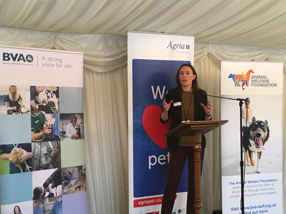 BVA President @RavetzGudrun says vets &amp; VNs have a unique opportunity to advocate for animal welfare #AWFdebate <br>http://pic.twitter.com/TTnDcwapA1