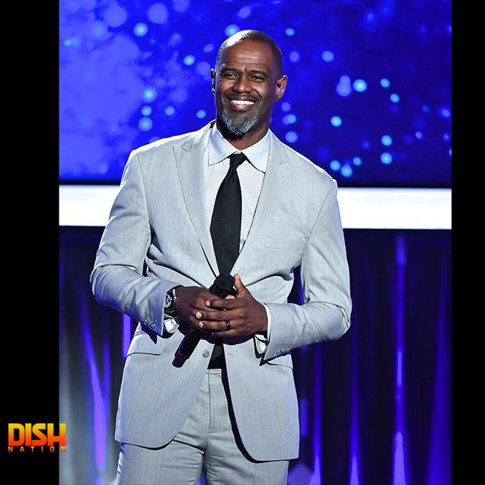 Happy 48th birthday to singer Brian McKnight