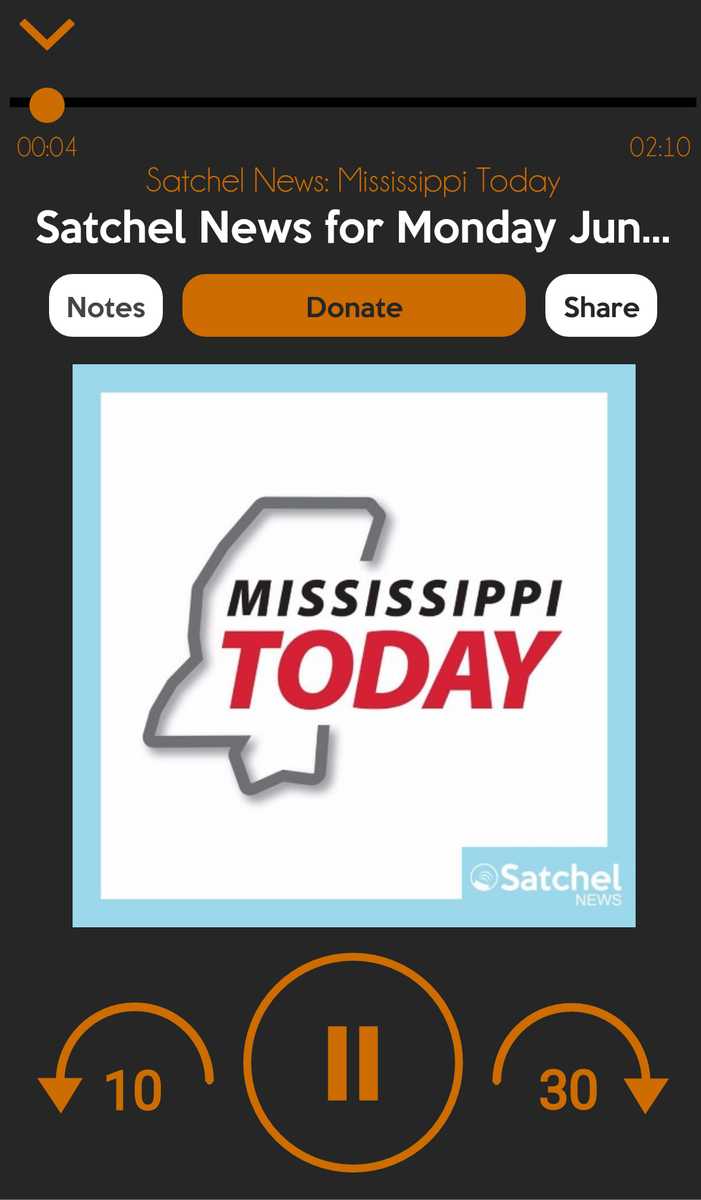 Mississippi Today on Twitter: