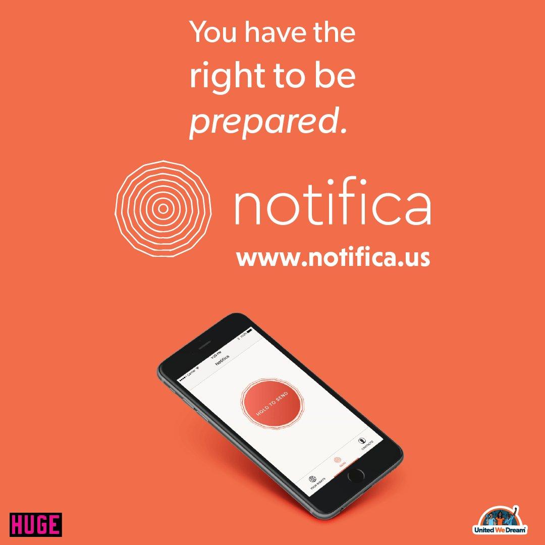 Notifica App