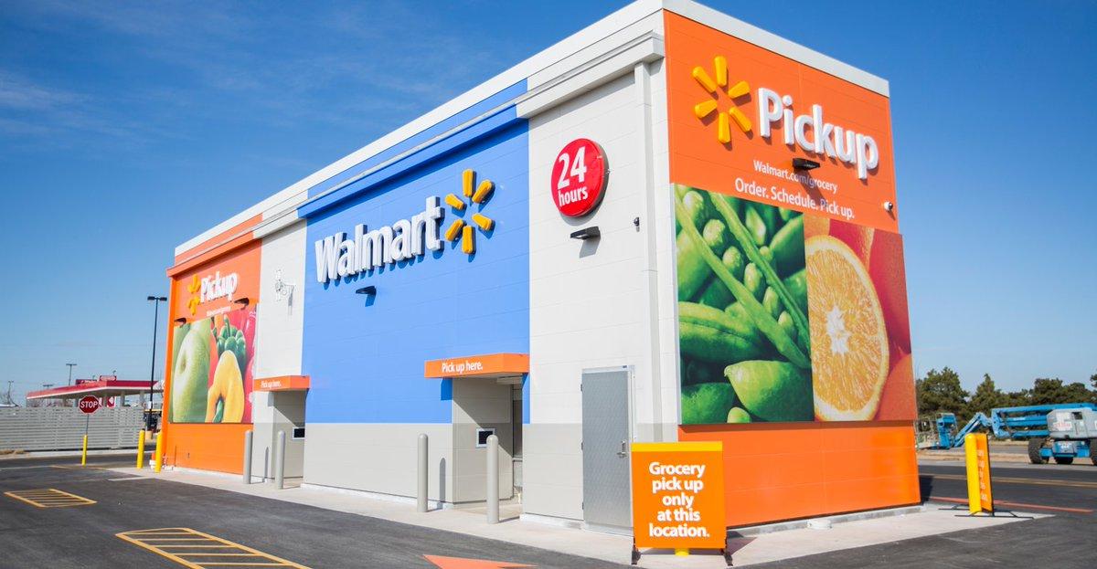 #WalMart debuts automated grocery pickup @SN_Springer https://t.co/MFgNn1rMUD via @SN_news https://t.co/X2gEKoJKnH