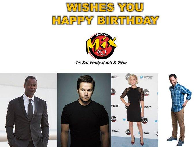 Happy Birthday 48 46 40 & 39 Enjoy your special day!