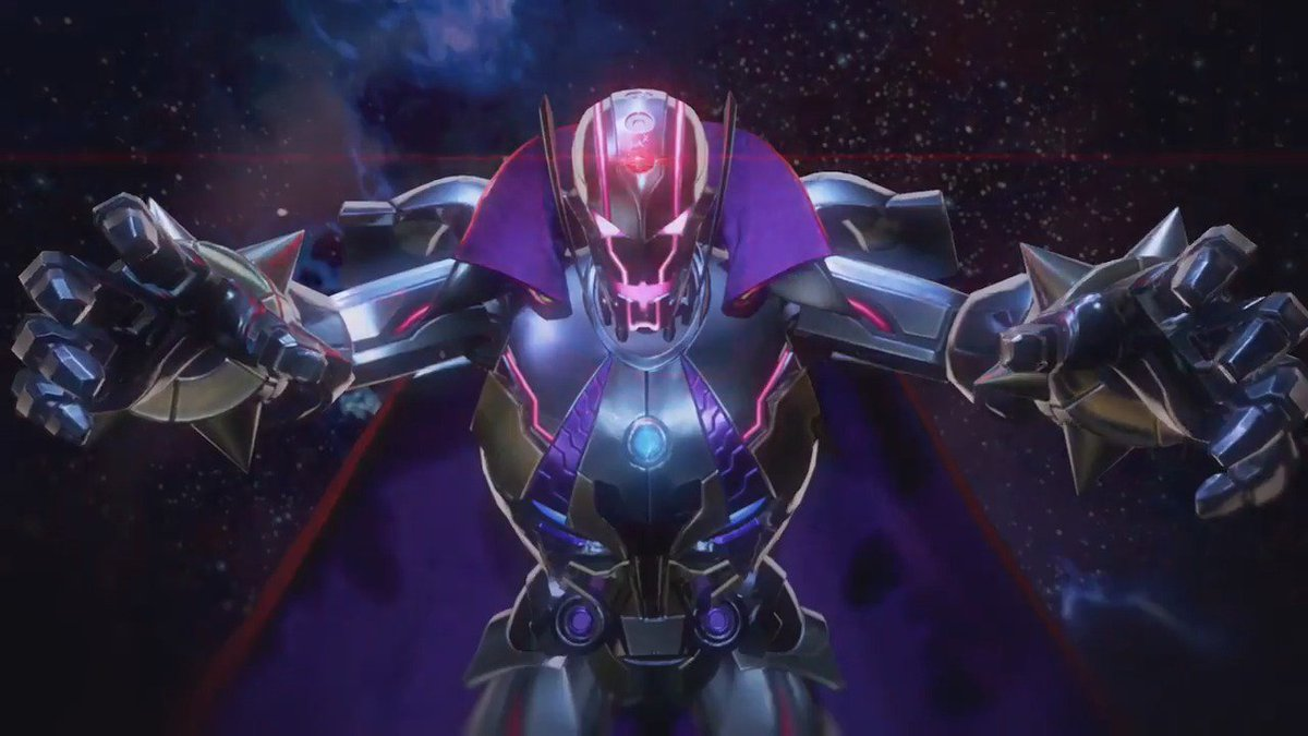 Two universes merge to form Ultron Sigma, our menacing new villain. Pre-order #MVCI today! https://t.co/G1flYvkdSX