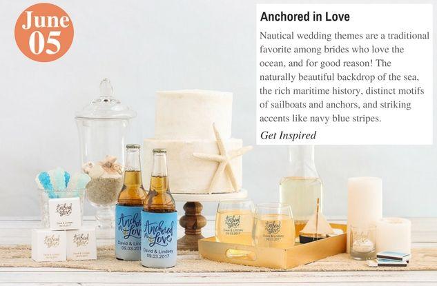 Wedding #Lookbook Anchored in #Love:  http:// buff.ly/2rWBpTa  &nbsp;    #teelieturner #wedding #party #partysupplies #beaucoup <br>http://pic.twitter.com/gXXlXBDHbF