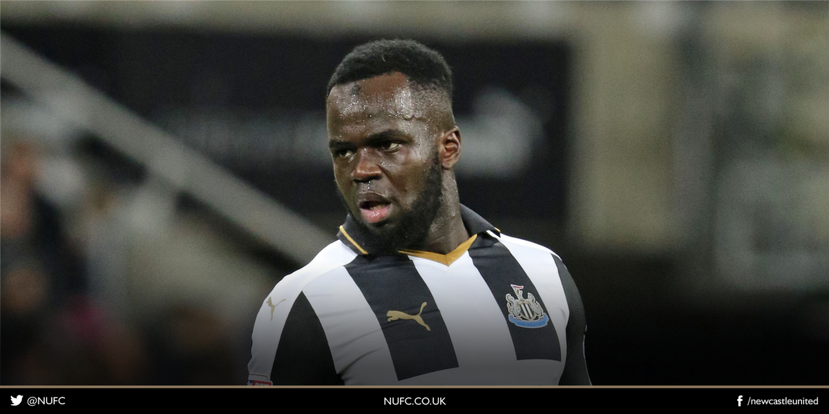 We are devastated to have learnt of the tragic passing of former Newcastle United midfielder Cheick Tioté in China today. #NUFC