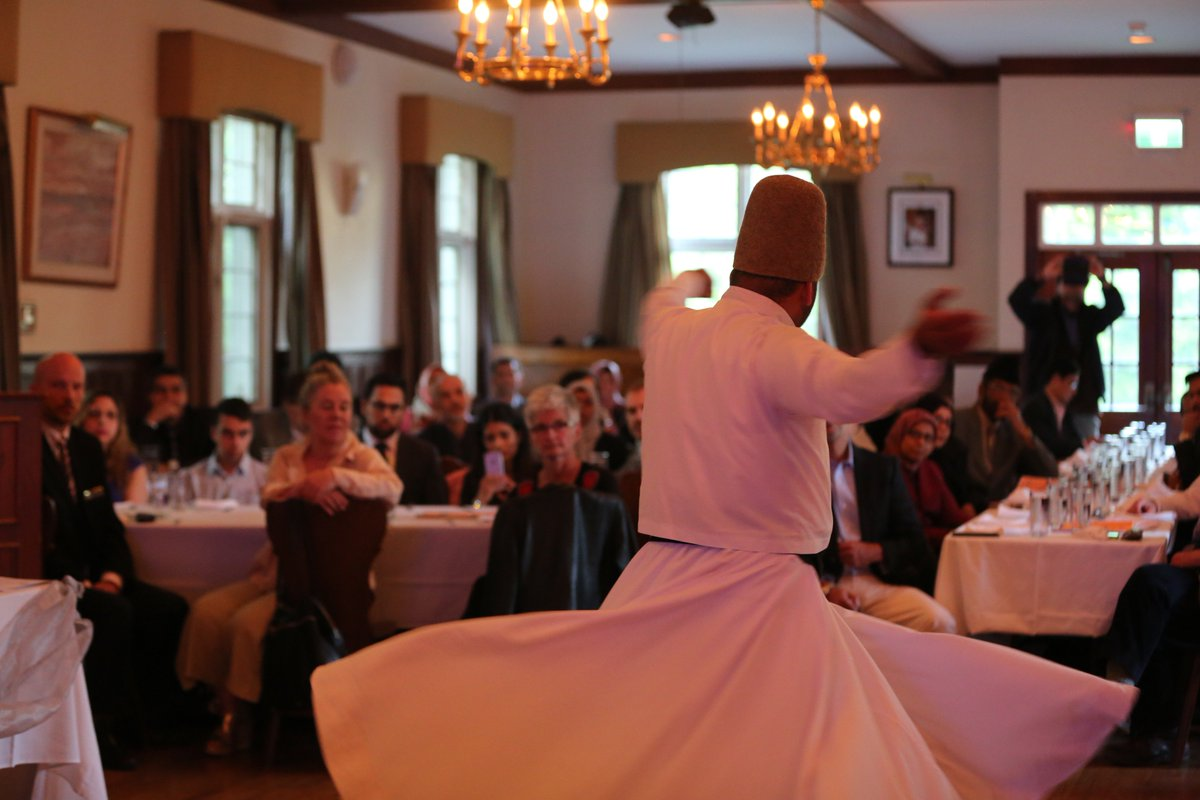 Wonderful Whirling #Dervish performance accompanied with live ney (ree...