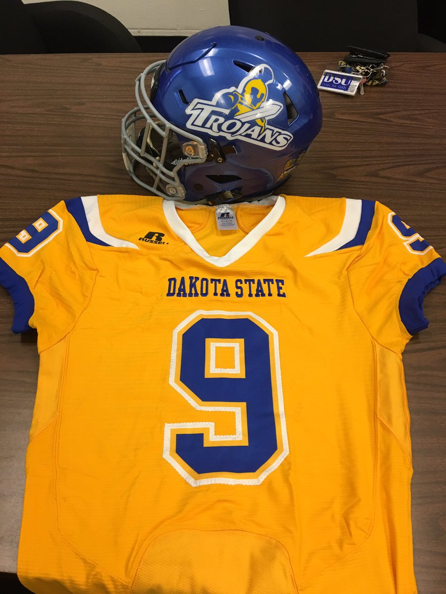 e42299a936a New gold alternates for Dakota State (from Paul Vold).
