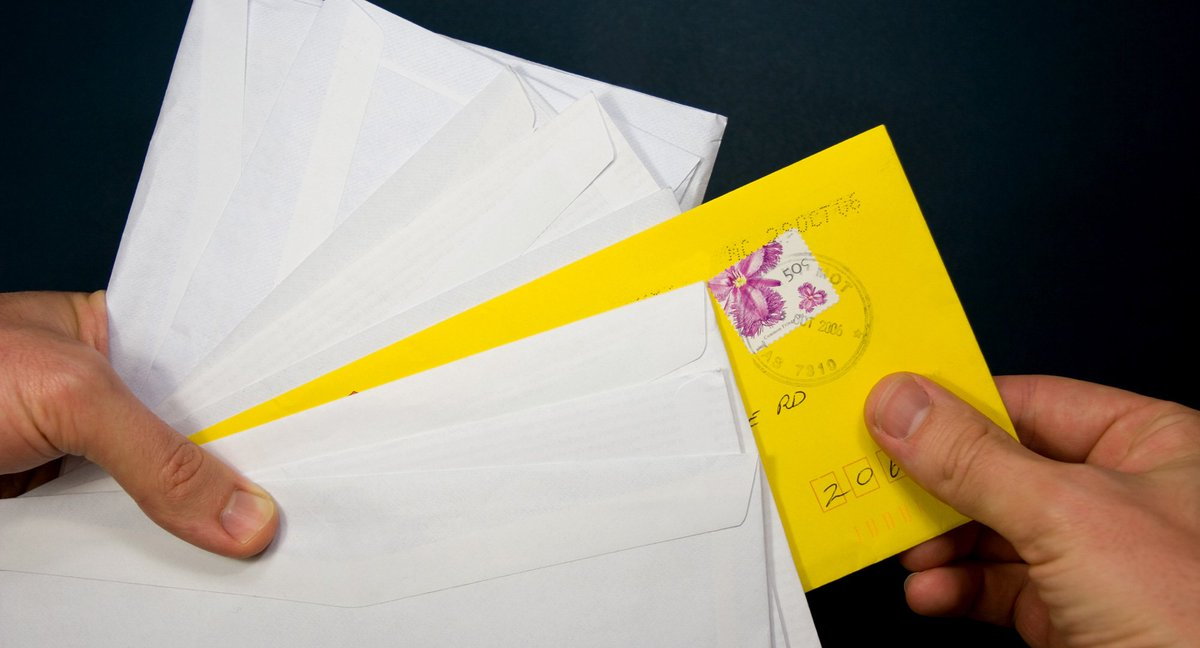 Here's how to stop getting other people's mail in your mailbox