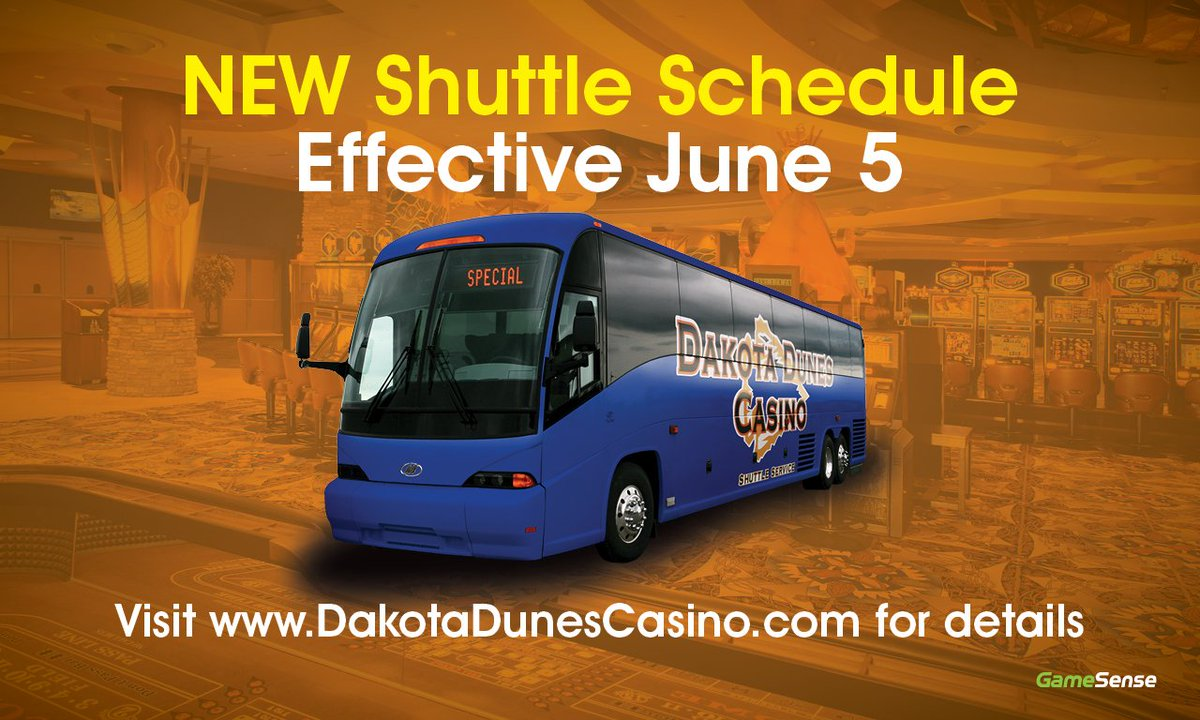 Dakota dunes casino bus gambling district of monaco