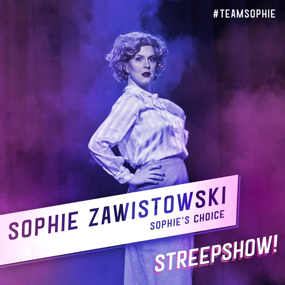 &quot;If I could change my life in one way, what would I change? What kind of question is that? Have you even seen my movie?&quot; #teamsophie #Streep <br>http://pic.twitter.com/FThJRfIGlt