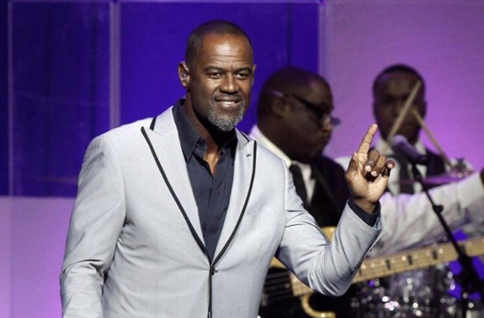 Happy Birthday to singer, songwriter and producer Brian McKnight. He turns 48 today.
