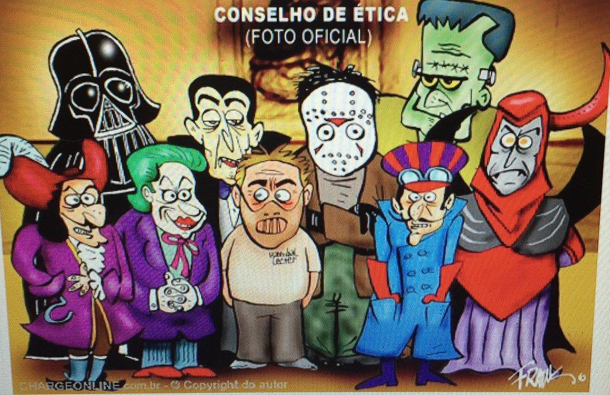 Foto oficial do Conselho de Ética!
