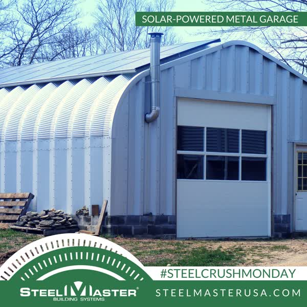 SteelMaster Buildings on Twitter:
