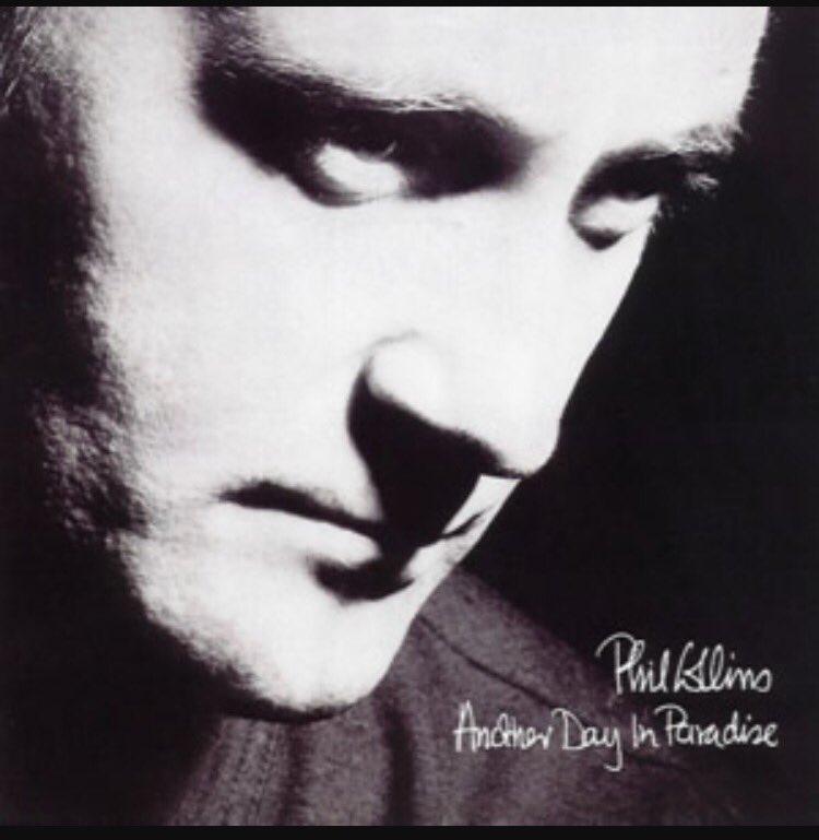 Phil Collins - Another Day In Paradise(1989)歌詞 lyrics《經典老歌線上聽》