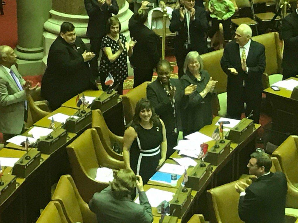 Thumbnail for Assemblymember Christine Pellegrino