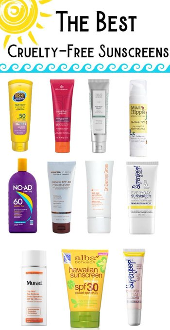 Sunscreen: Top 10 Best Cruelty Free Sunscreens to Protect Your Skin
