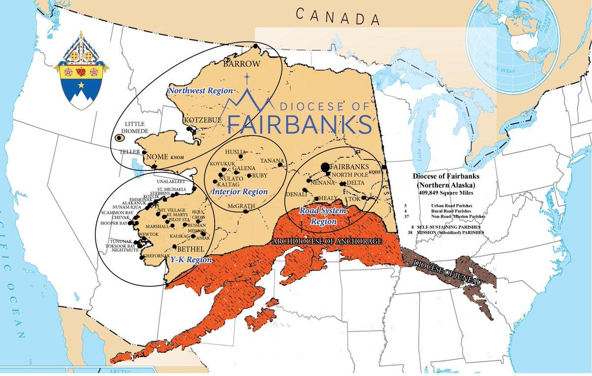 Diocese of fairbanks alaska