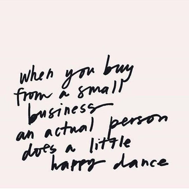 Image result for when you shop small business quote