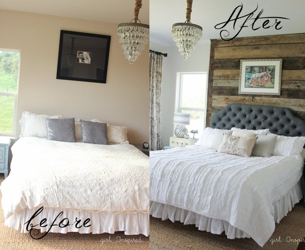 Master Bedroom Reveal and Sherwin-Williams Giveaway