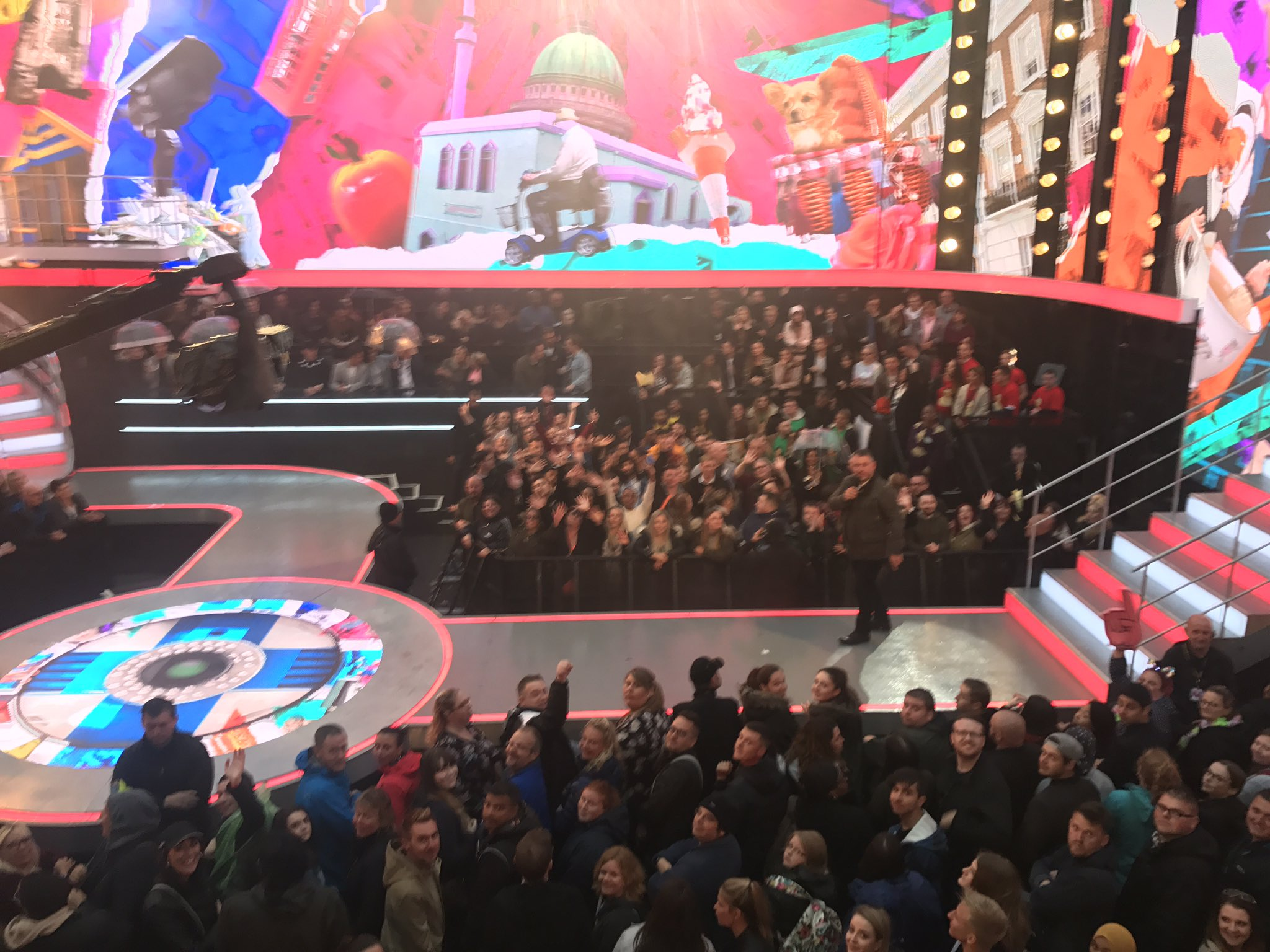 My view for this evening @bbuk https://t.co/0VyV0ZU8PC