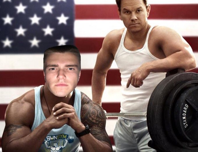Happy birthday to the best lifting partner out there!!!!