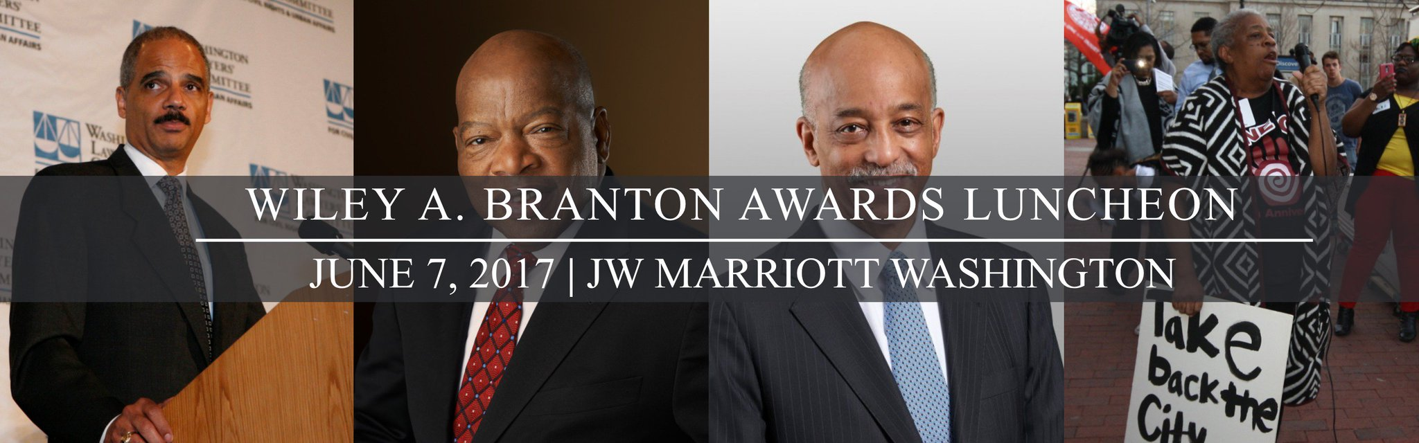On Wed we will celebrate the achievements of the last year at the Wiley A. Branton Awards Luncheon! #Branton2017 https://t.co/8Jdxd6APaE https://t.co/bzJMpb3GM2