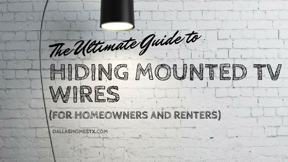 The Ultimate Guide to Hiding Mounted TV Wires for Homeowners and Renters