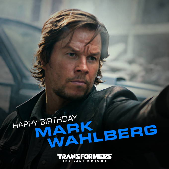 If you\re fighting Decepticons, you\ll want this guy on your side. Happy Birthday