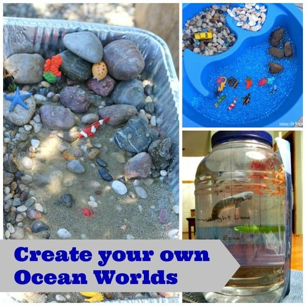 18 Awesome Ocean Activities for Kids