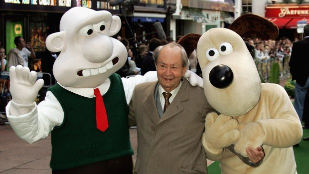 Thumbnail for Peter Sallis, the voice behind Wallace of Wallace and Gromit dies aged 96