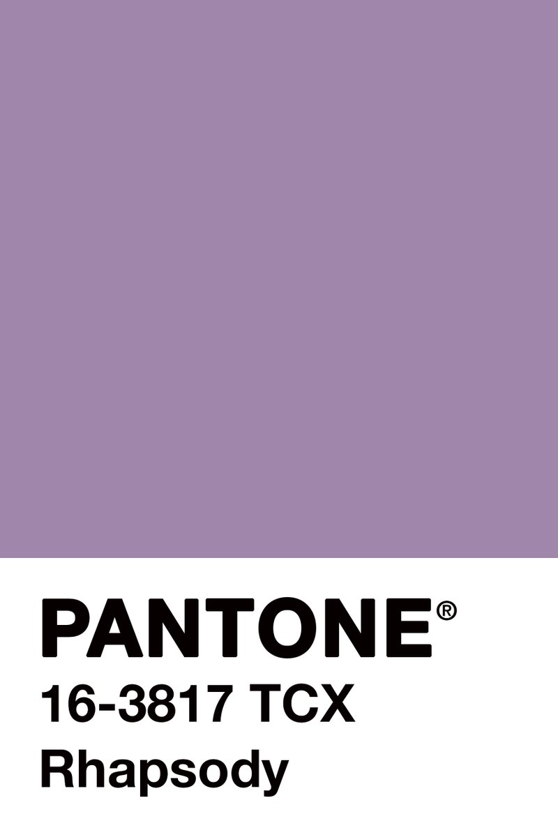 Image result for pantone rhapsody