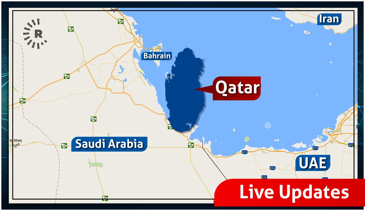 Rudaw English On Twitter US Embassy In Qatar Says It - Location map of us embassy in abu dhabi